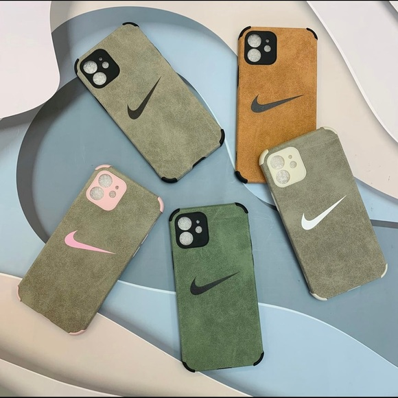 iPhone 12 Nike case